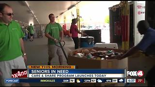 New Senior food program launches in Southwest Florida - Video