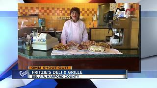 Good morning from Fritzie's Deli & Grill - Video
