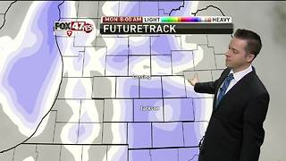 Dustin's Forecast 1-12 - Video