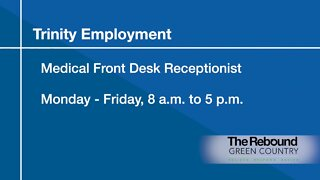 Who's Hiring: Desk Receptionist