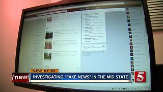 Vanderbilt Using $50K Grant To Combat Fake News - Video
