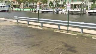 Flooding fears in Boynton Beach - Video