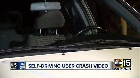Lawyer explains legality of deadly self-driving Uber crash