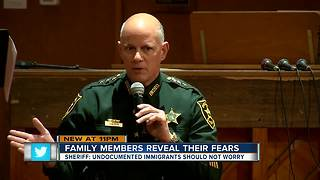 Pinellas Sheriff defends ICE collaborations during immigration debate - Video