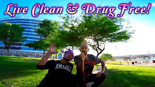 Live Clean Drug Free - Quit Using Drugs & Alcohol as a Crutch!