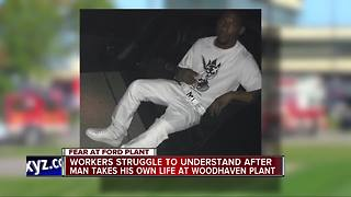 Man who shot, killed himself in Woodhaven Ford plant identified - Video