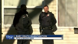 Milwaukee Police investigating death of 10-month-old girl