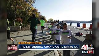 5th annual Cranio Cutie Crawl 5K happening Saturday