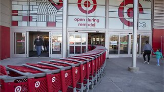 Target registers across country all malfunction