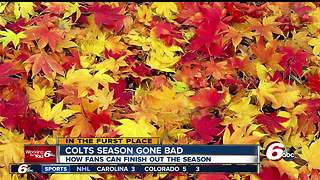 What to do instead of watching Colts games this season - Video