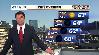 13 First Alert Weather for Feb. 7 - Video