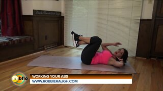 Working Your Abs At Home