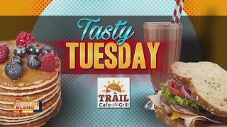 Tasty Tuesday's: Trail Cafe And Grill Breakfast Cinnamon Bread - Video