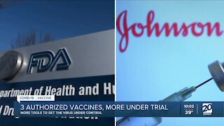 FDA approves Johnson & Johnson vaccine