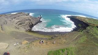 Drone footage reveals sheer magnificence of Hawaiian Islands - Video