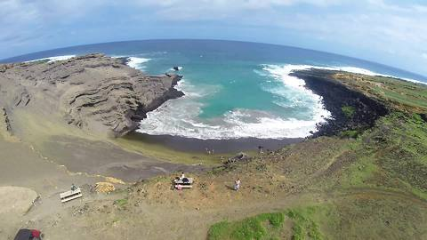 Drone footage reveals sheer magnificence of Hawaiian Islands