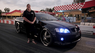 Divorcee Builds Joker UTE To Prove Ex Wrong | RIDICULOUS RIDES - Video