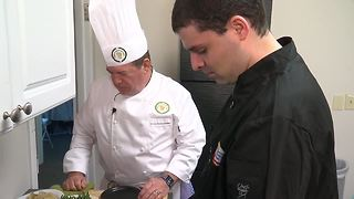 Chef trains people with autism to find jobs | Digital Short - Video