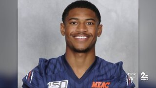 Morgan State University football player dies in Baltimore County motorcycle crash