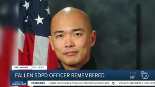 Hike to honor fallen SDPD Officer JD De Guzman