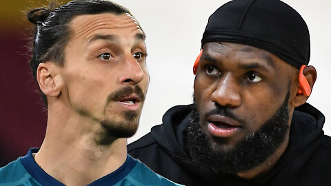 "LeBron James Fires Back At Zlatan Ibrahimovic Saying Stick To Sports: ""I'm The Wrong Guy To Go At"""