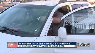Man returns wallet, saves Christmas - Video