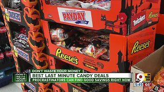 Best last-minute candy deals
