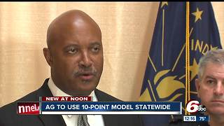 Indiana Attorney General to use Ten Point Coalition model statewide - Video