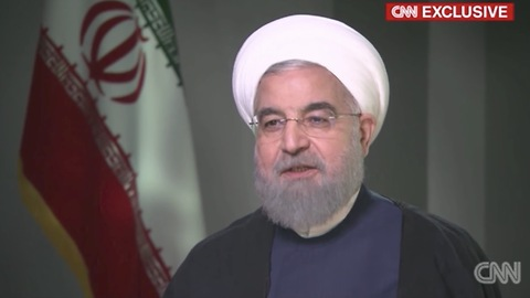Rouhani U.S. exiting Iran nuclear deal will carry a high cost