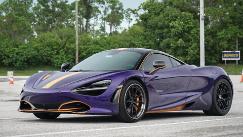 The Modified McLaren 720s That Hits 217mph | RIDICULOUS RIDES