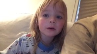 "Little Girl Asks ""Where Do Babies Come From?"" Over FaceTime"