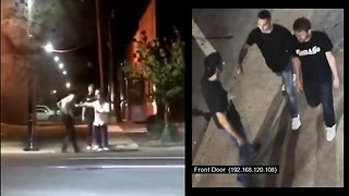 Police looking for Tulsa fight suspects