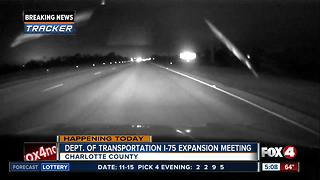 Charlotte County I-75 widening project slated to begin this month - Video