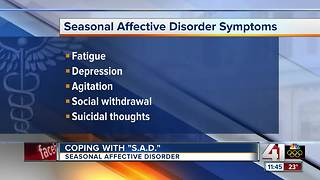 Coping with seasonal affective disorder - Video