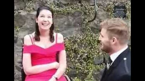 Woman With Motor Neuron Disease Touched as Her 'Soul Mate' Proposes