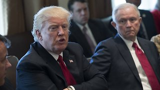 Trump Lashes Out At Sessions Over Russia Probe — Again - Video
