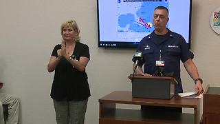 Lee County update on Hurricane Irma preps -- 4pm Thursday - Video