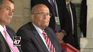 Funeral, visitation arrangements for John Dingell