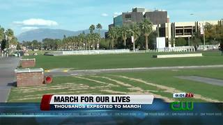 March for our lives preview - Video