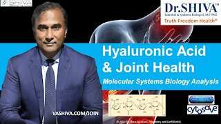 2 Ways How Hyaluronic Acid Affects Joint Health
