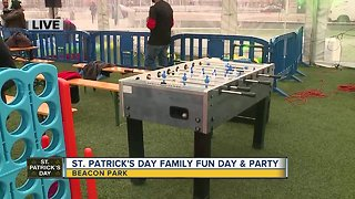 St. Patrick's Day Fun - Video