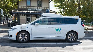 Waymo Suspends Services