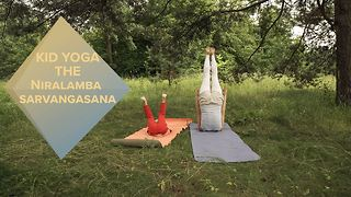 Adapting the Impossible: Niralamba Sarvangasana - Video