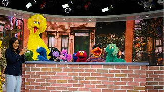 Five Tweets From Parents About 'Sesame Street'