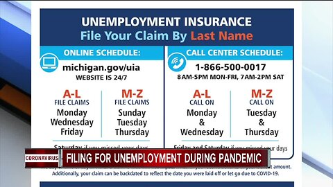 Filing For Unemployment During Pandemic