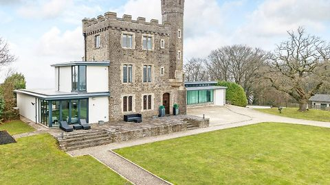 That's a Grand Design! Luxury 18th century folly featured on hit Channel 4 show for sale for £1.95m
