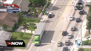 Pedestrian struck in Boynton Beach dies from injuries