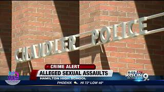 Police say officials at Arizona school didn't report abuse - Video