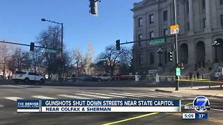 Capitol briefly on lockdown after Colfax shooting - Video