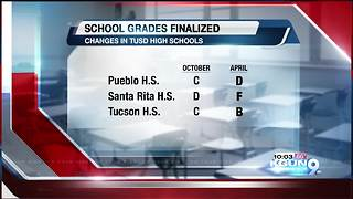 Final grades released for Southern Arizona districts - Video